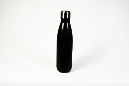 Bouteille noire isotherme. 500 ml.
