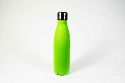 Bouteille isotherme, verte. 500 ml.