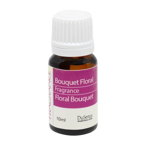 Fragrance bouquet floral. Bouteille de 10 ml.
