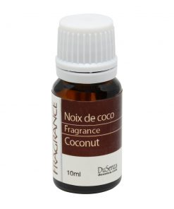 Coconut fragrance. 10 ml bottle.