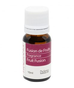 Fragrance fusion de fruits. Bouteille de 10 ml.
