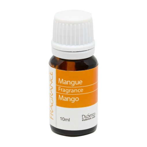 Fragrance mangue. Bouteille de 10 ml.