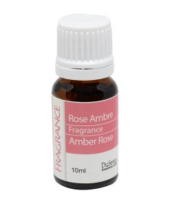 Rose Ambre fragrance oil. 10ml bottle