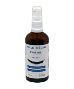 Emu oil. 100 ml bottle with dispenser pump.