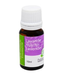 Lavender essential oil. 10 ml bottle.