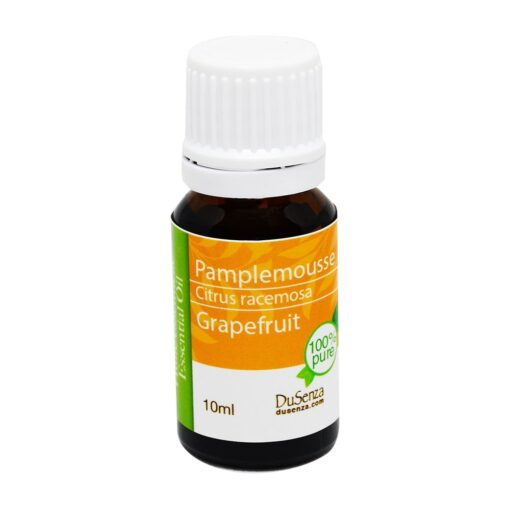 Grapefruit essential oil. 10 ml bottle.