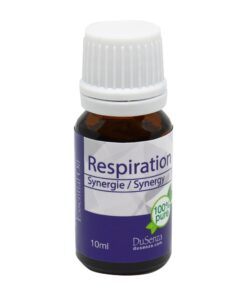 Synergy respiration essential oil. 10 ml bottle.